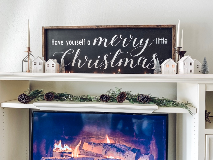 5 simple ways to add some Christmas charm to your home for under $50