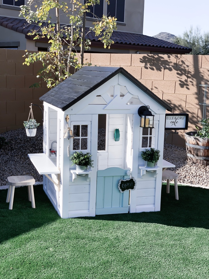 Cubby House Hack